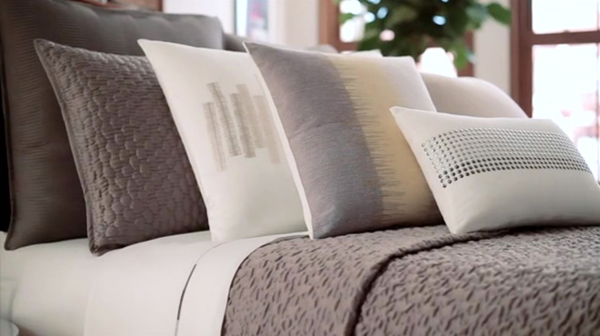 New Videos Kenneth Cole Reaction Home Collection For Bed