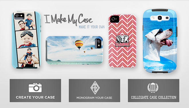 best service 6bac5 adbe9 Design Your Own Phone Case   Imgmkr