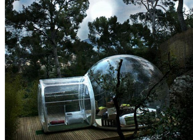 Bubble Hotel France
